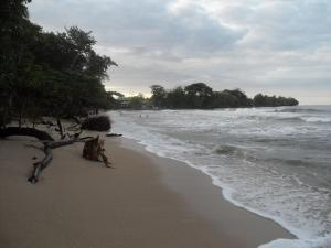 Another beautiful beach in Cahuita