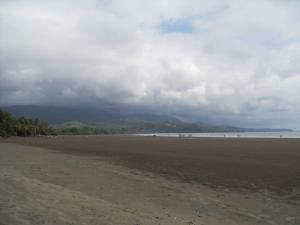 Playa Uvita, south of Dominical