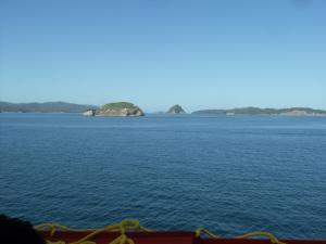 Crossing Gulf of Nicoya - Puntarenas to Paquera