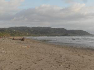 Beach in Mal Pais