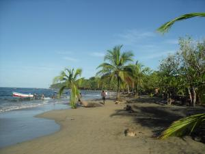 Beautiful beach in Manzanillo