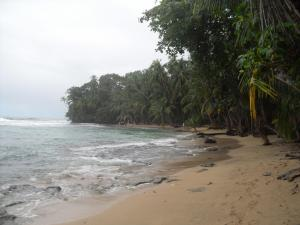 Beach south of Manzanillo