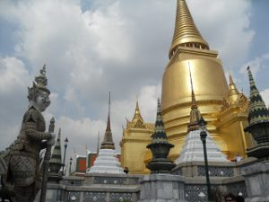 Golden Chedi, Grand Palace