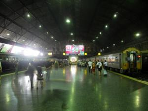 Hualamphong Train Station, Bangkok