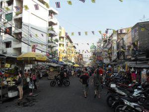 Khao San Road - Bangkok, Thailand