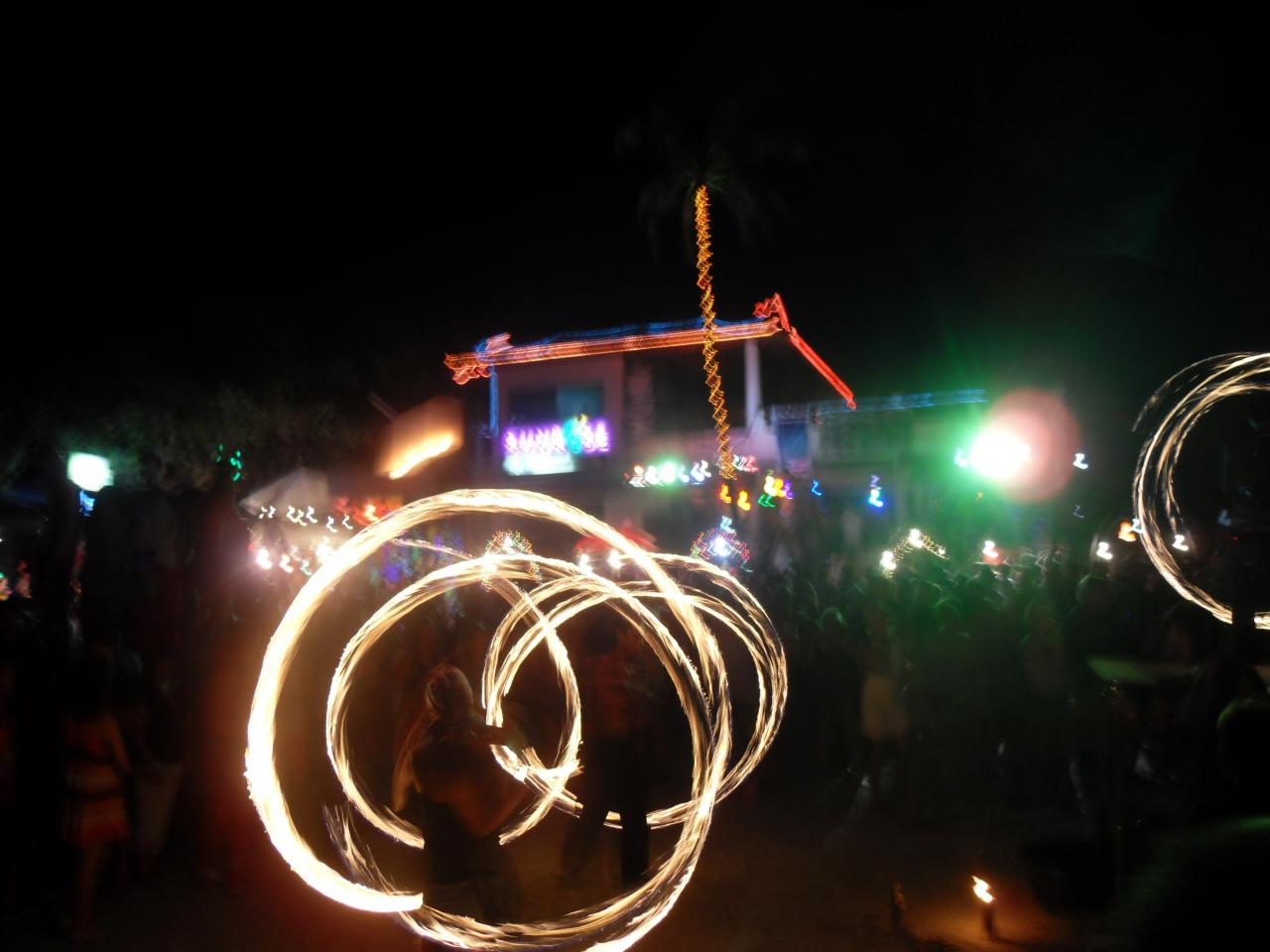 Fire Dancers, Full Moon Party