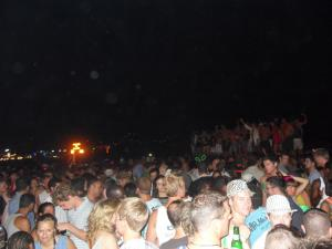 Entrance to Full Moon Party, Koh Phangan
