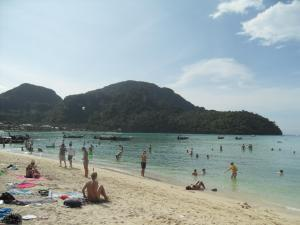 Koh Phi Phi beach, Beautiful!