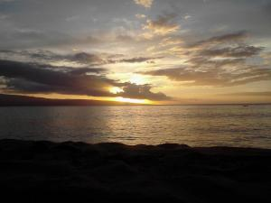Sunset at Kaanapali - Maui